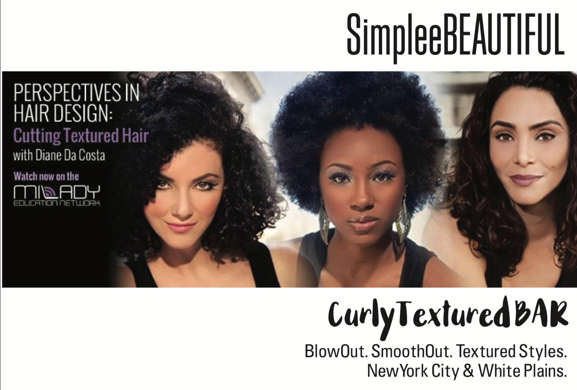 Simpleebeautiful A Curlytextured Sanctuary In White Plains Ny Vagaro
